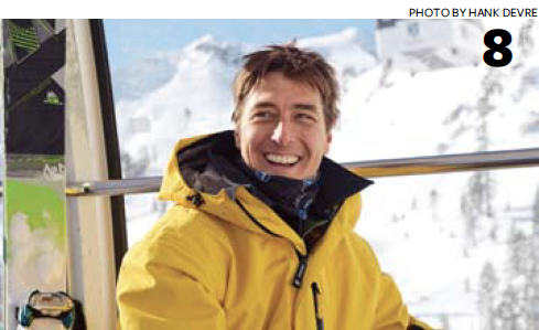 Jonny Moseley photo by Hank Devre