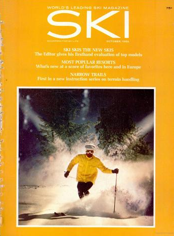 aecf650392f0 Ski Magazine Back Issues and Index
