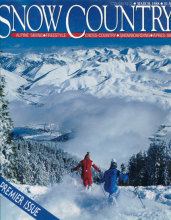 Snow Country Cover