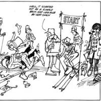 1970 Cartoon
