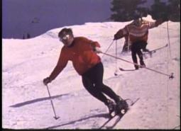 Embedded thumbnail for Canadian demo team at Aspen Interski, 1968a