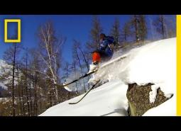 Embedded thumbnail for Ancient skiing culture in Central Asia