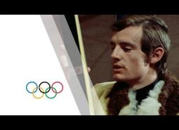 Embedded thumbnail for Killy's Victory: Downhill gold at Chamrousse, 1968