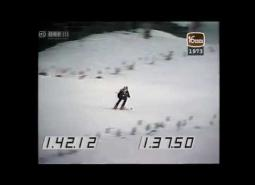 Embedded thumbnail for Klammer wins at Schladming, 1973