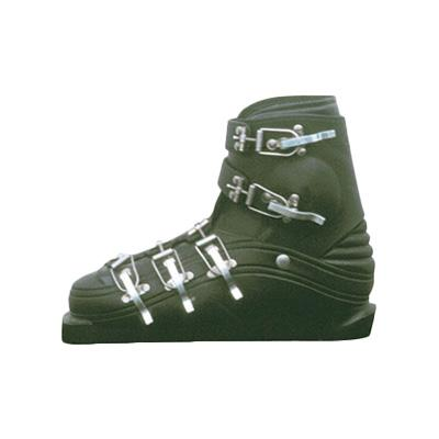 Lange buckle boot: Racing sensation